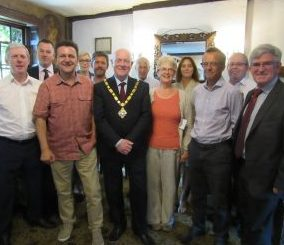 Breakfast with the Mayor of Farnham